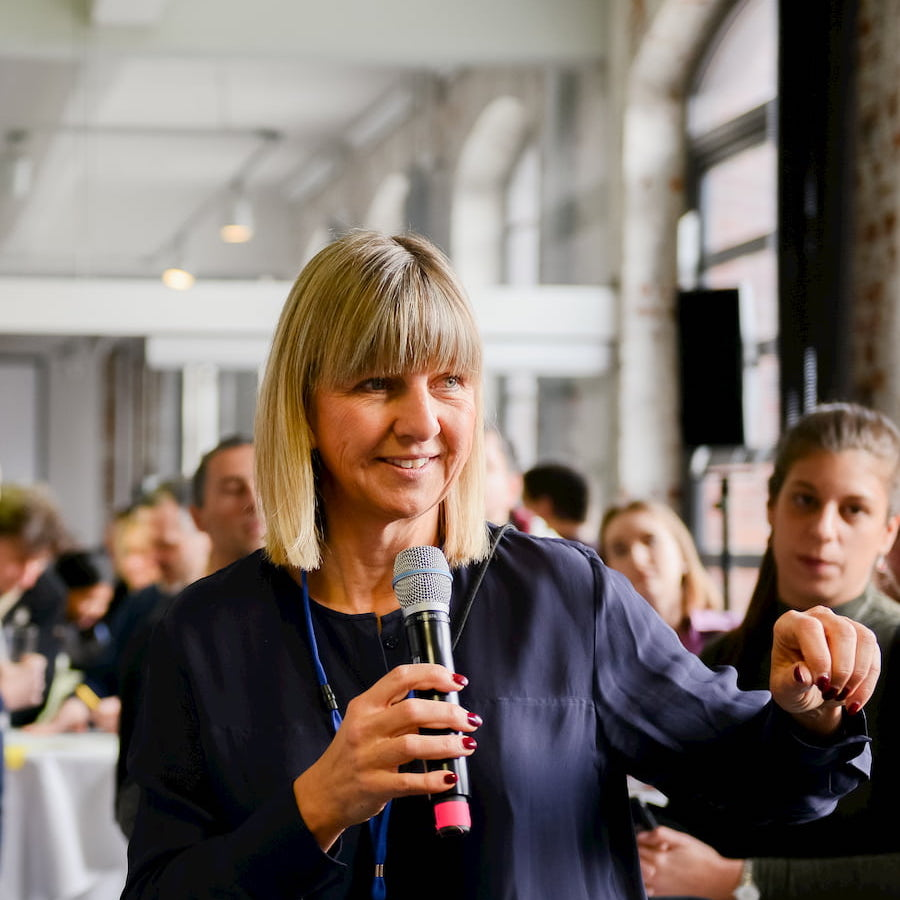Birgit Ströbel Leadership Coaching