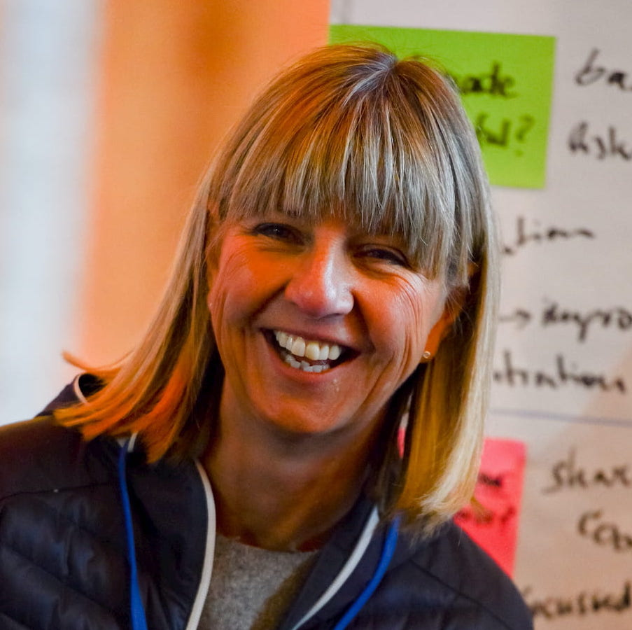 Birgit Ströbel Leadership Coaching