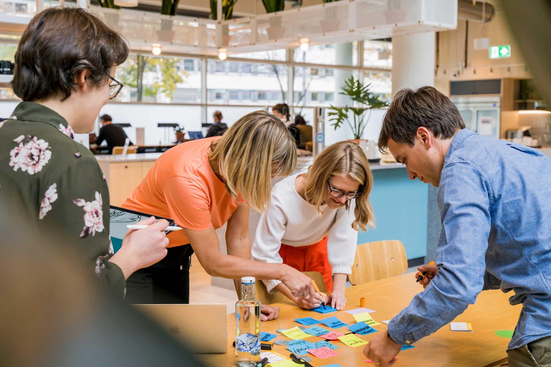 Berg & Macher Leistungen Organisationsentwicklung
