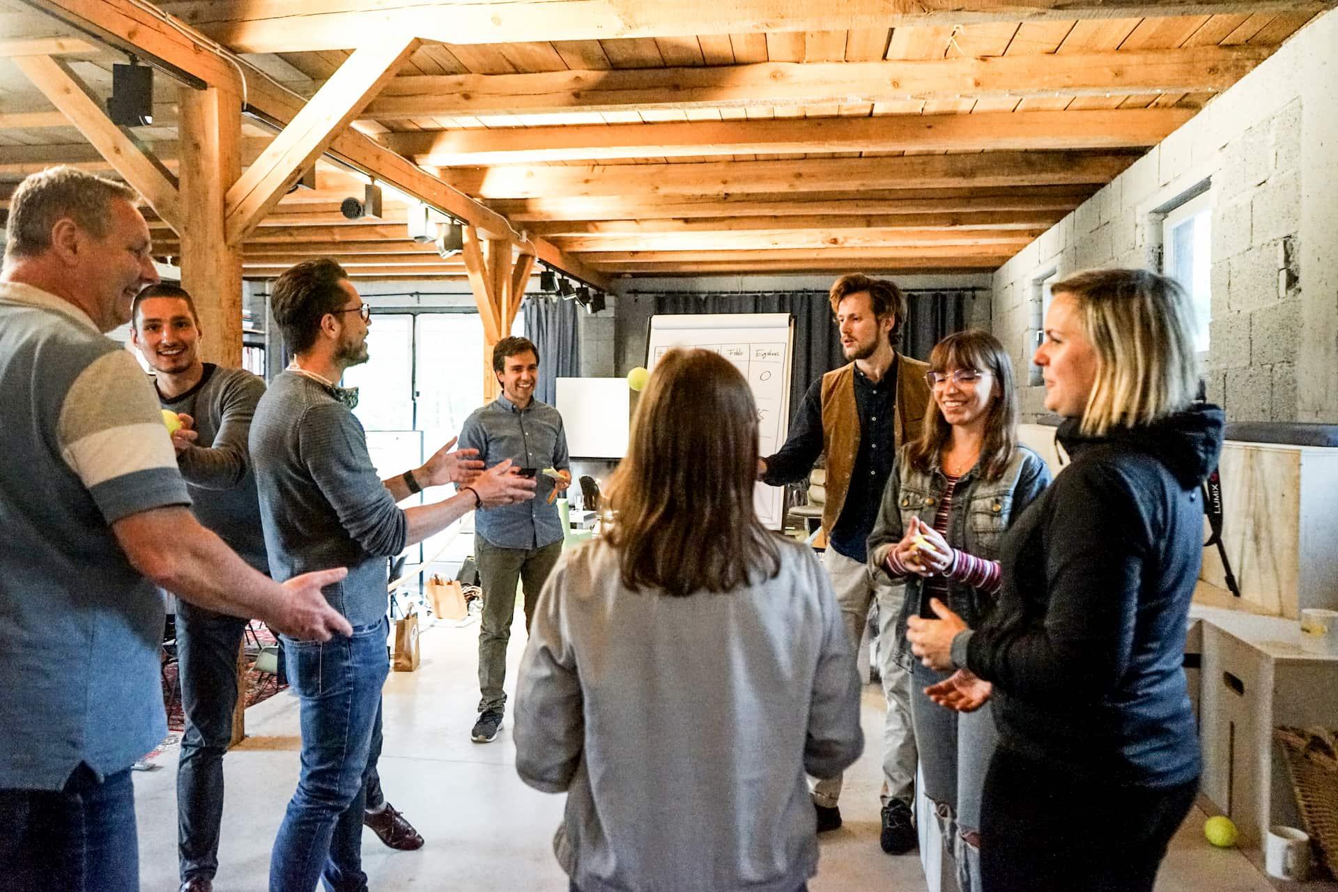 Berg & Macher Leistungen Unternehmenskultur