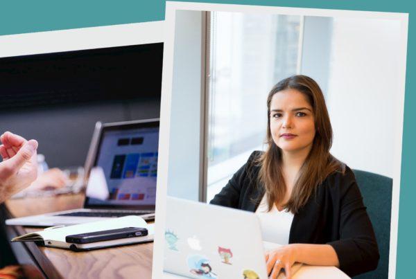 Berg & Macher virtueller Jahresauftakt hybride Arbeit