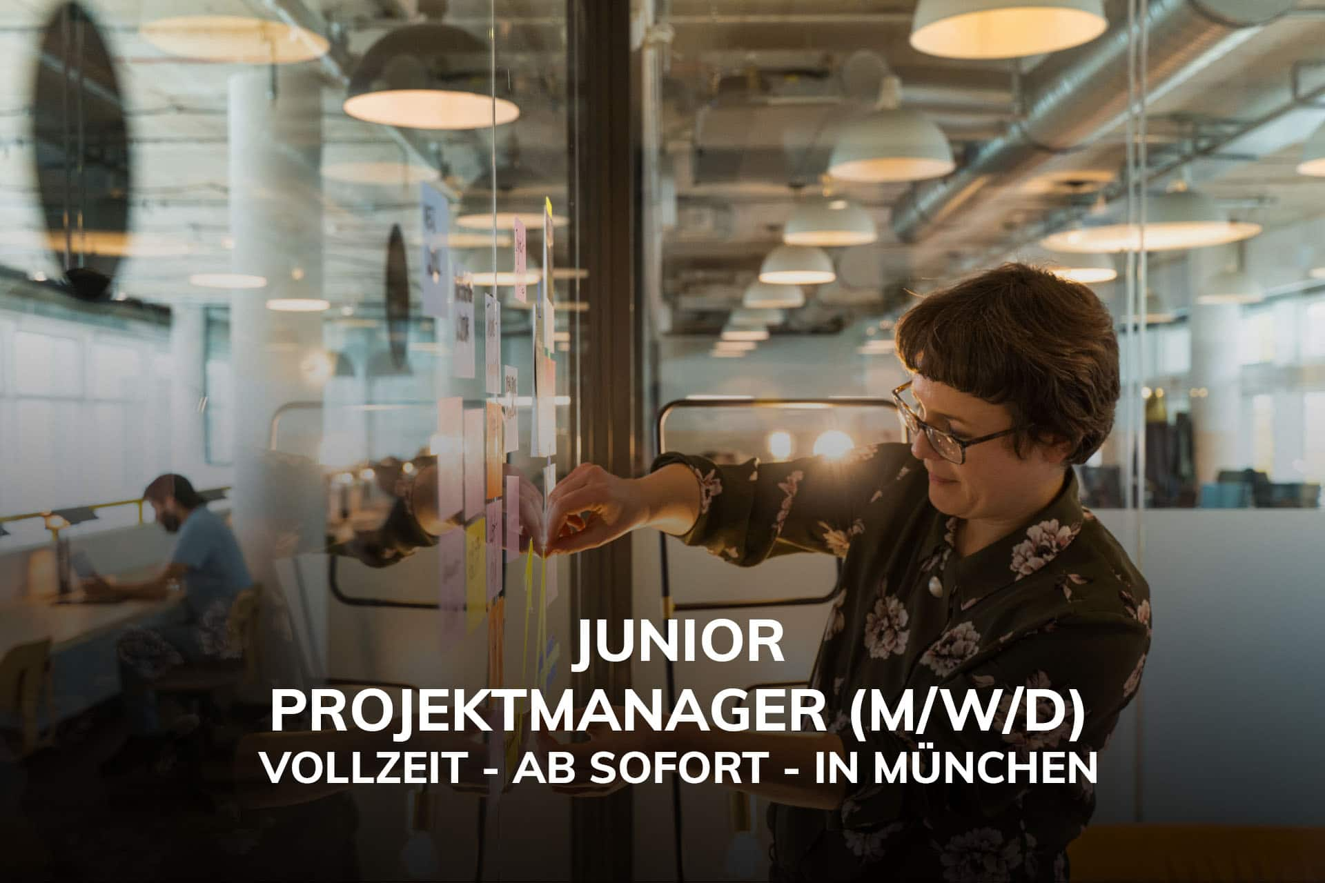 Junior Projektmanager Berg & Macher