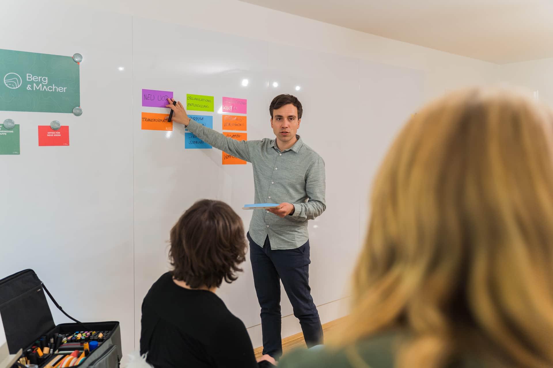 Organisationsentwicklung gleich Kulturentwicklung?
