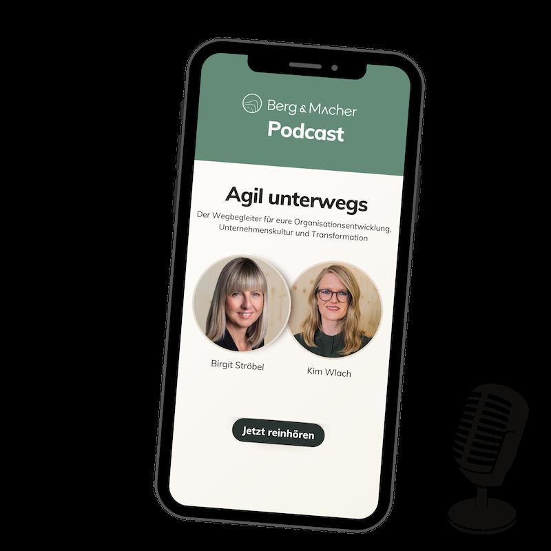 Podcast Organisationsentwicklung