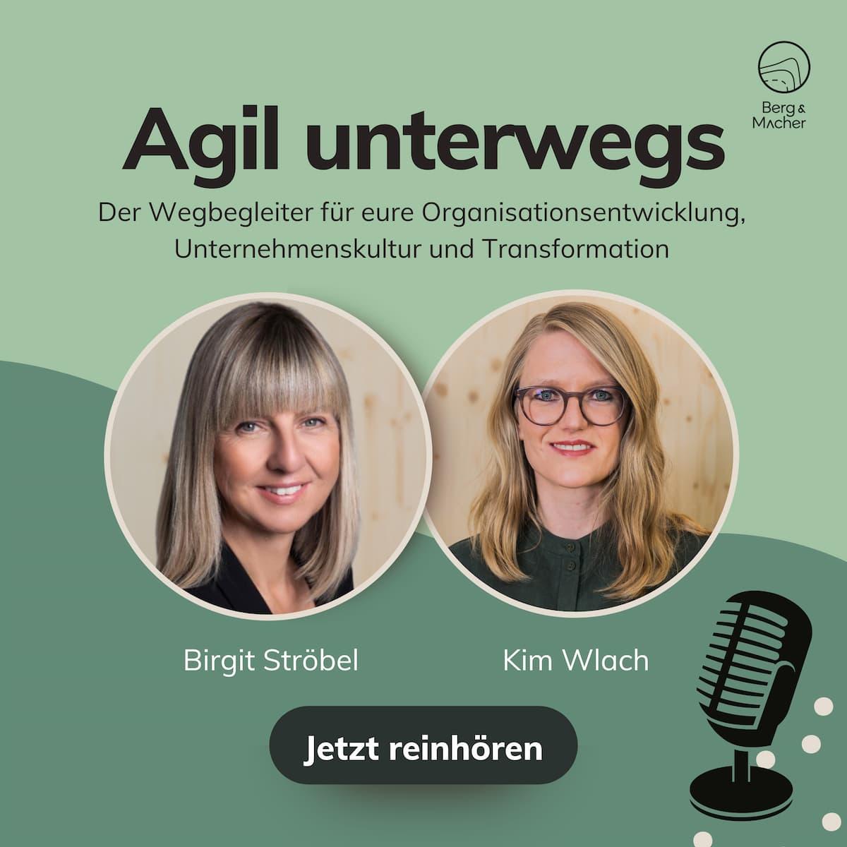 Berg & Macher Podcast Organisationsentwicklung